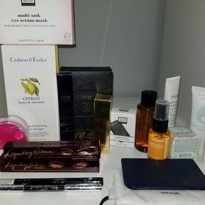 Eye & Beauty Sample & Travel Bundle